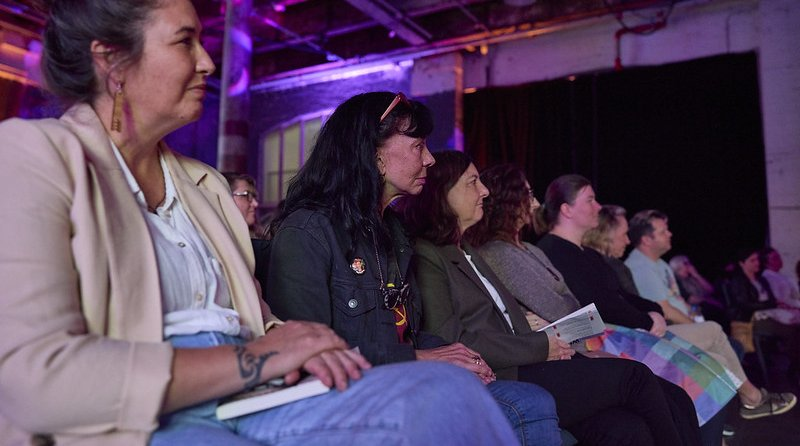 Guwayu For All Times Anthology - Sydney Writers Festival audience- Red Room Poetry-Image
