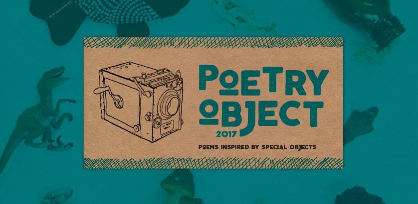Red Room Poetry - Poetry Object 2017 - Banner image