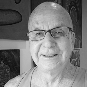 Uncle Ken Canning BW