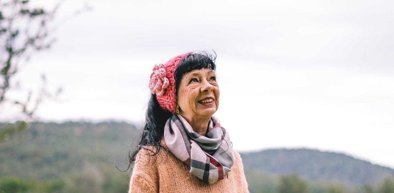 Jeanine Leane-Bundanon Trust-Red Room Poetry Fellowship 2019-Tad Souden Photography