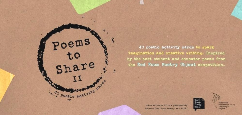 Poems to Share-Image-Red RoomPoetry-Learning resources